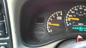 Dodge 3500 Service 4wd Light 2000 Silverado Service 4wd Light Comes On Problem Youtube