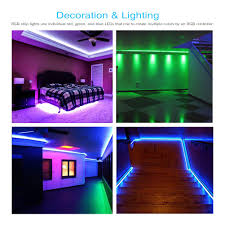Programmable Color Changing Led Lights Ws2812b Dc5v Series Flexible Led Strip Lights Programmable