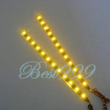 diy led strip lighting. Image Is Loading 2x-Amber-Yellow-12-LEDs-30cm-11-8- Diy Led Strip Lighting