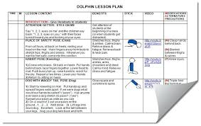 Printable Course Plan Template In Format Training For Project ...