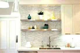 glass shelves for kitchen cabinets cabinet shelf under floating e rack clips how cab ideas minecraft