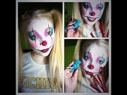 cute and y clown makeup tutorial