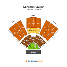 Concord Pavilion Seating Chart With Rows Concord Pavilion Concord Event Venue Information Get Tickets