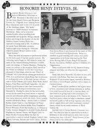 BENJY ESTEVES, JR. – New Jersey Boxing Hall of Fame