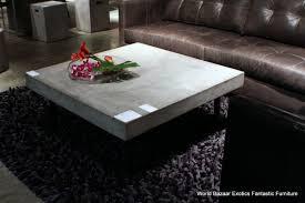 square leather coffee table writehookstudio com
