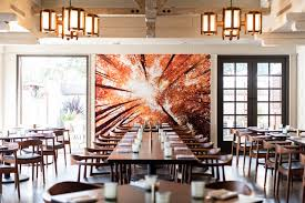 maple restaurant at descanso gardens gets a redesign