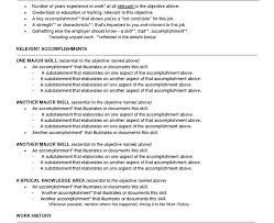 What Should Go On A Resume 17 Download