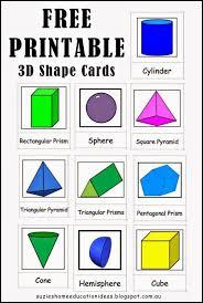 Kindergarten 44 Best Shapes Images On Pinterest | School, 2d Shape ...