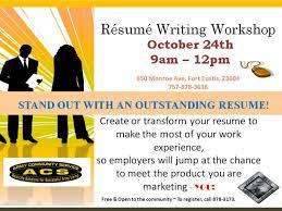 ... Useful Resume Building Workshop Ideas On Resume Writing Workshop Resume  Example ...