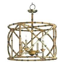 traditional iris round designer hanging iron chandelier
