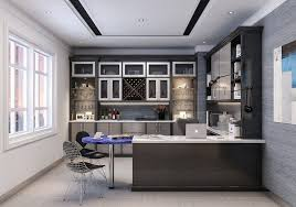 home office bar. Los Angeles Built In Desk Rendering Contemporary With Office Designs Home Design Bar F