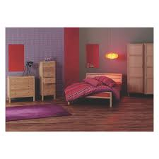 Single Bedroom Radius Oak Single Bed 90cm Buy Now At Habitat Uk