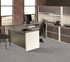 brick office furniture. Most Seen Images In The Appealing U Shaped Desk With Hutch Design Ideas Gallery Brick Office Furniture V