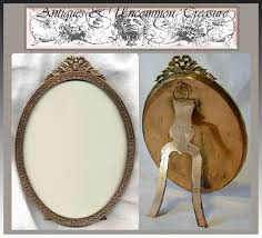 antique oval picture frames. Fabulous LARGE Antique Stern Bros, NY Gilt Ormolu Oval Frame Picture Frames
