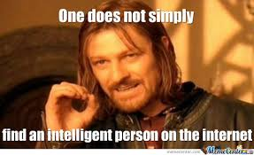 Intelligent People by superstars111 - Meme Center via Relatably.com