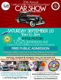 carshow back to top suttle motors