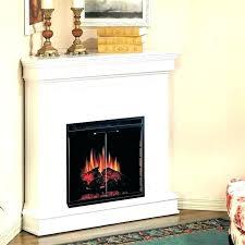 corner stone electric fireplace small corner electric fireplace awesome stone home design inside 2 stacked stone