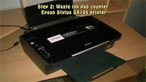 In this short video i show you how to do an operational self test and nozzle check on a epson stylus sx105. Reset Epson Stylus Sx105 Waste Ink Pad Counter Youtube