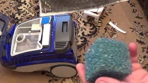 замена <b>фильтров</b> в пылесосе томас твин (thomas twin tt) - YouTube