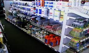 auto parts shelving 983