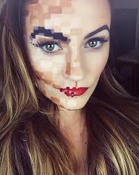 makeuptutorial5 zombie makeup ideas for women