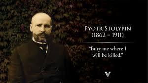 Pyotr Stolypin   VLI