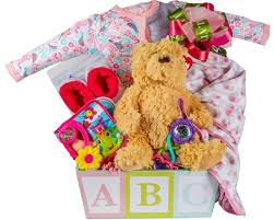 montreal canadians habs baby gift basket with baby essentials pellatt cornucopia