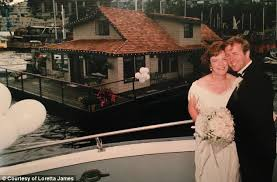 Still Sleepless: Loretta And Jim Healy Bought The Four Bedroom Floating  Home In 1993