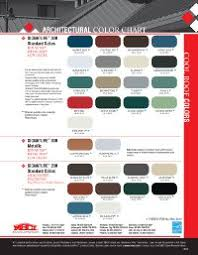 Mbci Color Chart Mbci Roofing Colors New Standard Color Offerings Body Mbci