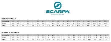 Details About Scarpa Origin Mens Climbing Shoes Irongray
