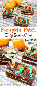 How To Make Pumpkin Patch Snacks Halloween Snack Ideas For Kids