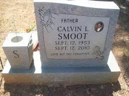 """Calvin L. """"Len"""" Smoot (1953-2010) - Find A Grave Memorial"""