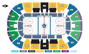 Unusual Toronto Marlies Seating Chart With Rows 2019