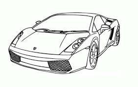 Small Picture Printable Lamborghini Coloring Pages Coloring Me