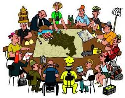 Guía para la formulación participativa de proyectos comunitarios