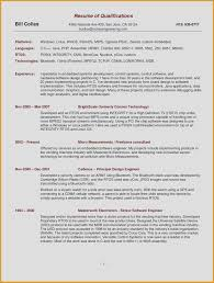 Example Of Resume With Summary Statement Best Of Photos â 26