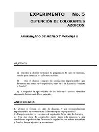Toxicidad De Los Colorantes Azoicosll L Duilawyerlosangeles Colorantes Azoicos Ejemplos L