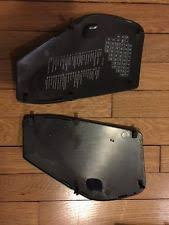 saab fusebox saab 9 5 dash fuse box cover right left front 1999 2004