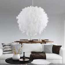 Pendant Lighting Living Room Online Get Cheap Feather Pendant Light Aliexpresscom Alibaba Group