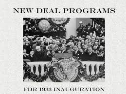 「1933 president roosevelt newdeal」の画像検索結果