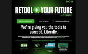 hilmor announces retool your future scholarship essay contest 10 2017 keywords essay contest retool your future