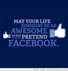 Facebook Quotes About Life