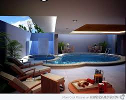 Pretty Relaxing Pool Design
