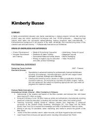 Skin Care Resume Esthetician Resume Sample