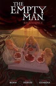 The Empty Man, Cullen Bunn ...