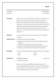 cover letter achievements resume example honors achievements cover letter resume achievement resume examples achievements on template key connections it services sample format sandbox