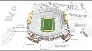 Virtual Neyland Seating Chart Veritable Virtual View From My Seat Neyland Stadium 2019