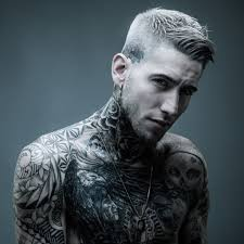 Tapety E I K K O N Model 500px Muži Náhrdelník Tetování