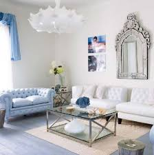 Romantic Home Interior In Pink And Blue 1 Romantic Blue And Pink Home  Decoration Home Design Ideas