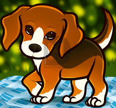 Small Picture How to Draw a Beagle Puppy Beagle Puppy by Darkonator DrawingHub